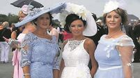 Vintage year for style amid higher attendences at Killarney Races
