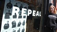 Dublin store sells out of 'Repeal' jumpers within an hour