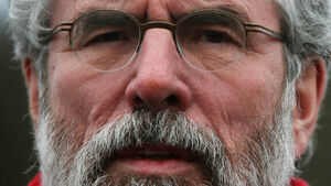 Gerry Adams: United Ireland is not the only option