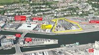 Quay developments set to transform Cork city and harbour