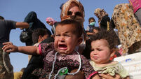 Iraqi troops advance in bid to retake Fallujah
