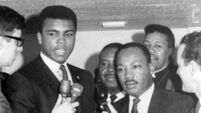 Muhammad Ali: Black and proud as he shook up the world