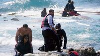 Five children among dead as migrant boat sinks off Libya's shore