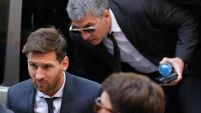 Lionel Messi's dad carries blame in tax trial