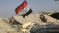 Islamic State killing civilians as they flee Fallujah