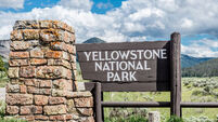 No remains left of man who died in Yellowstone hot spring