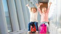 Tips to help you and the kids breeze through the flight to your destination
