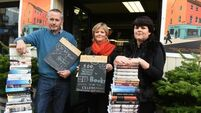 Liam Ruiséal bookshop celebrates 100 years in business