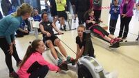 Watch fundraisers 'Run to Row' for Pieta House