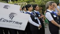Black box confirms smoke on board EgyptAir flight