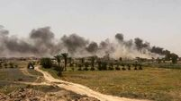 Forces surround Fallujah in bid to retake from Islamic State