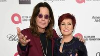Ozzy and Sharon Osbourne may have split up