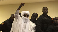 Life in jail for Chad's ex-dictator Hissene Habre