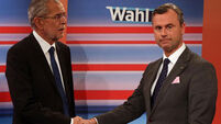 Austrian presidential election vote too close to call