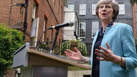 Theresa May wields the axe on David Cameron's allies