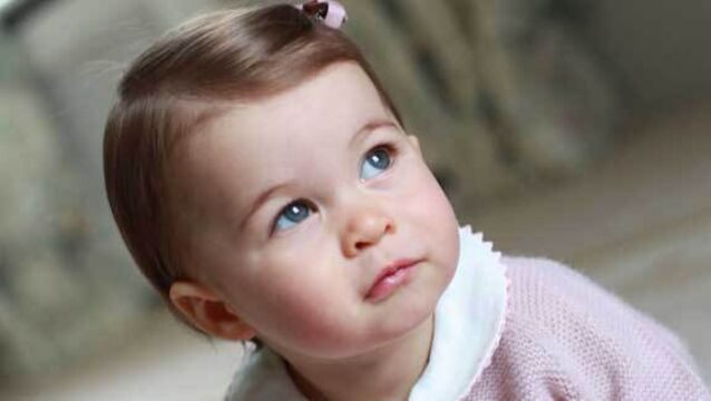 Birthday girl Princess Charlotte is jewel in the crown