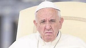 Pope Francis expresses horror over 'barbaric attack'