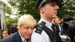 Boris Johnson: The next leader 'cannot be me'