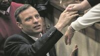Pistorius gets six years for murder