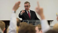 'Candidate for change' Michael Gove opens his campaign for prime minister