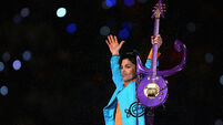 Stars tweet tributes to their fallen Prince
