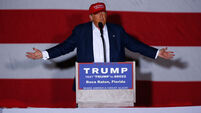Donald Trump rows back on abortion claim