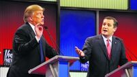 Donald Trump blasts Cruz-Kasich collaboration