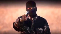 Islamic State terror cells operating in England, says US