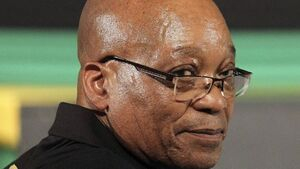 QUIRKY WORLD ... Zuma's $16m 'revamp' a goldmine for comedians