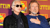 'Stairway to Heaven' leads Robert Plant and Jimmy Page to the dock