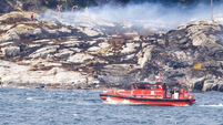 Search called off in Norway as 13 die in oil-rig helicopter crash