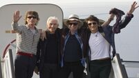 Rolling Stones to spend night together at historic Cuba gig