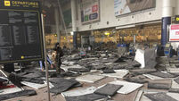 Brussels Airport explosions