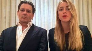 'War on terrier' ends for Johnny Depp and Amber Heard