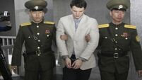 US student sentenced to 15 years in North Korean jail for 'prank'