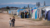 Greece appeals again for help over Syria refugees