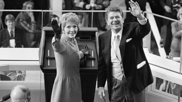 Nancy Reagan had planned funeral to the last detail