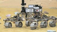 'Bruno' commands star billing in €1.2bn search for life on Mars