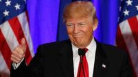 Donald Trump in abortion and punishment row
