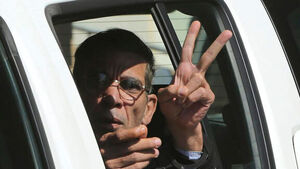 EgyptAir hijacker detained for eight days