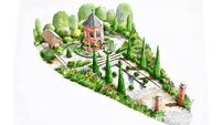 Diarmuid Gavin's 'Eccentric Garden' set to be a highlight at Chelsea show