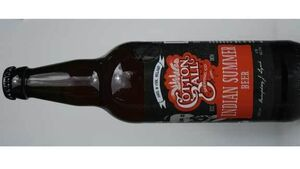 Beer of the week: Cotton Ball Indian Summer Beer, 4.7% ABV; 500ml — €3.99