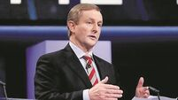 Enda is lauded abroad where the reality of austerity is missed