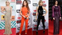 On the red carpet: Carrie Underwood, Selena Gomez, Taylor Swift, Gemma Arterton