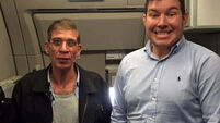 'Best selfie ever' with hijacker not actually a selfie