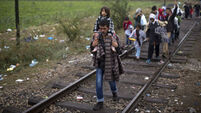 EU's stance on distressed refugees runs counter to its principles