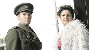 Men 'shanghaied' as women at heart of 1916 play 'Plough and the Stars'