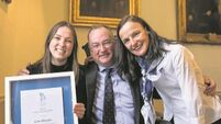 Sailing: Liam Shanahan exploits honoured