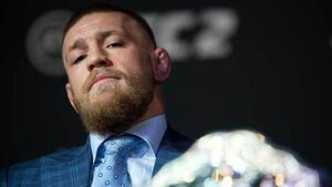 Conor McGregor comes face-to-face with perfect match before destiny date with Nate Diaz