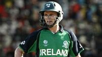 Ireland can still make progress, insists cricket captain William Porterfield